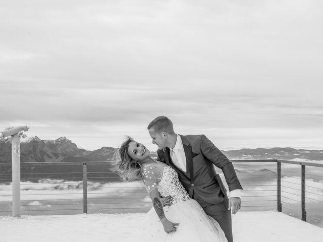 O casamento de Sergio e Daniela em Igreja, Esposende 55