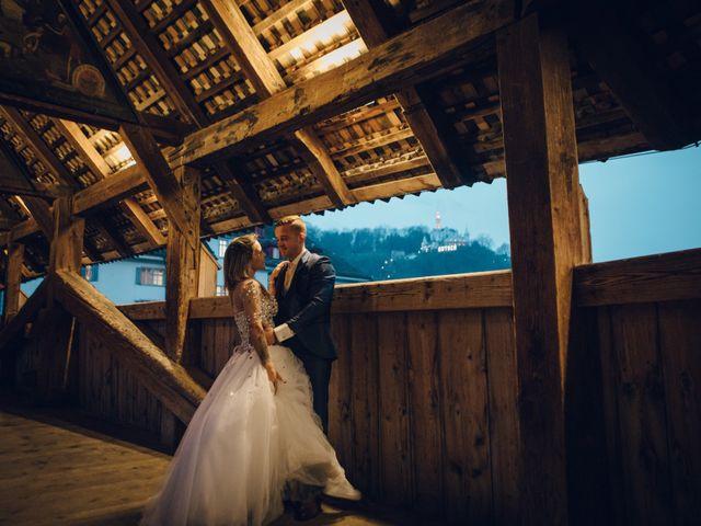 O casamento de Sergio e Daniela em Igreja, Esposende 60