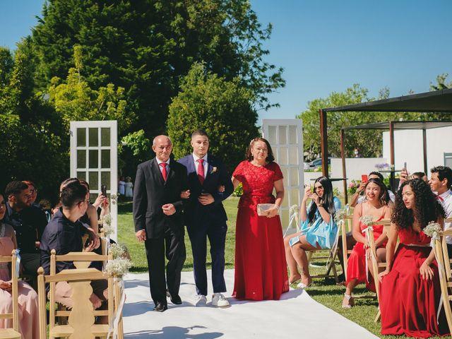 O casamento de Danilo e Sara em Ericeira, Mafra 29