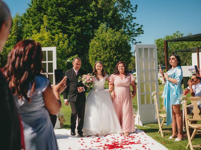 O casamento de Danilo e Sara em Ericeira, Mafra 33