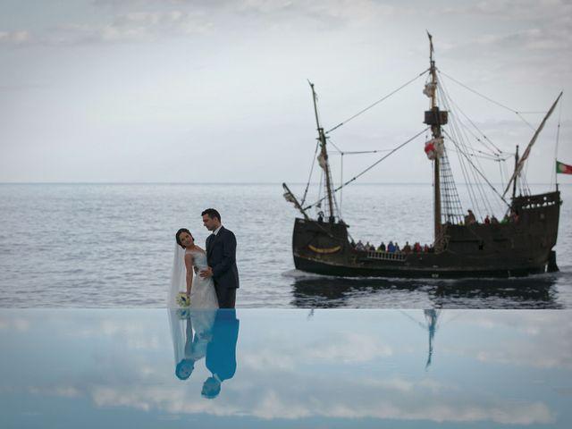 O casamento de Daniela e Leão