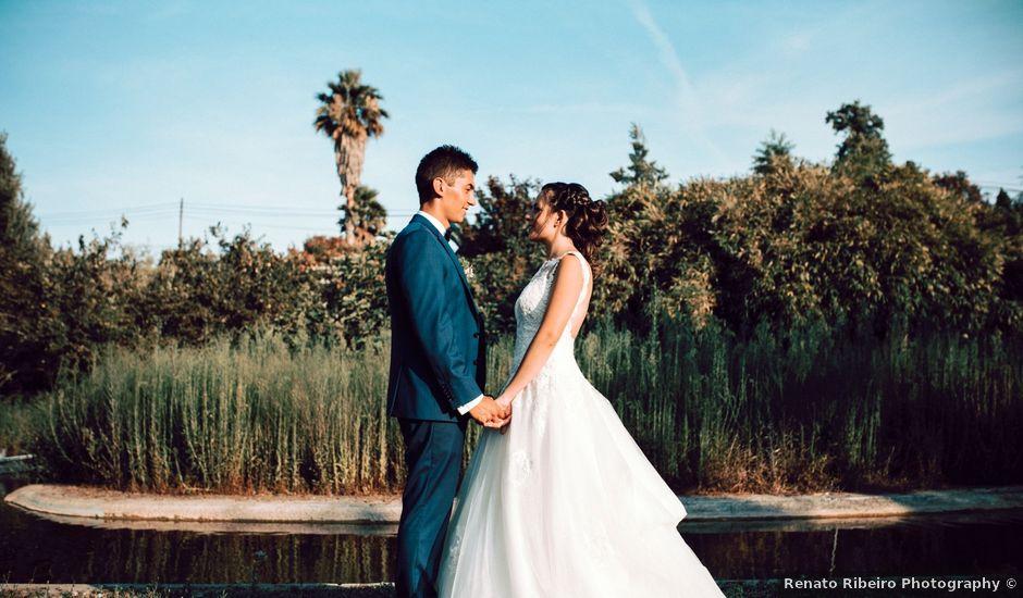 O casamento de David e Laura em Tentúgal, Montemor-o-Velho