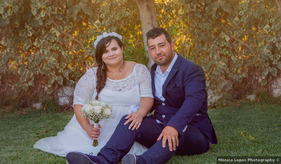 O casamento de João e Tatiana em Tomar, Tomar