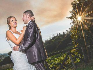 O casamento de Sophie e Oscar