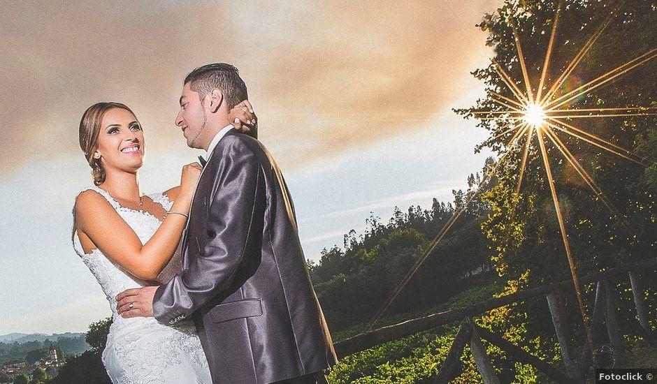 O casamento de Oscar e Sophie em Arcos de Valdevez, Arcos de Valdevez