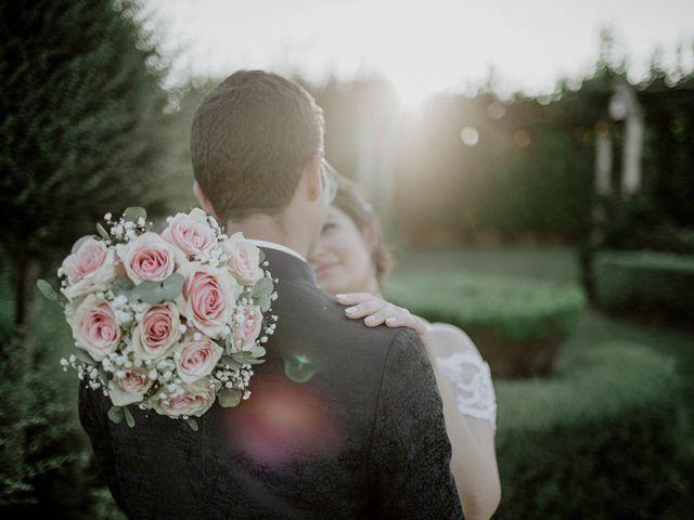 O casamento de Filipa e José
