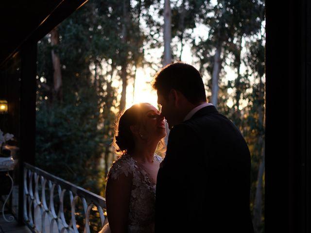 O casamento de André e Débora