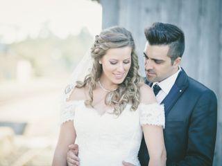 O casamento de Diana e Flávio