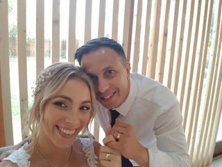 O casamento de Rossana e Nuno