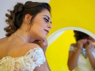 O casamento de Sónia e Thomas 1