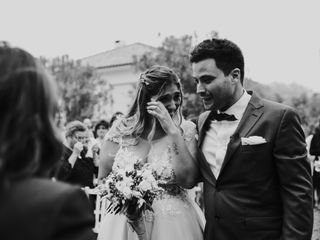 O casamento de Débora e Luís