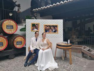 O casamento de Helena e Andrés