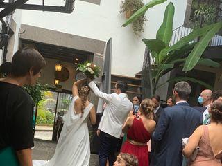 O casamento de Helena e Andrés 3