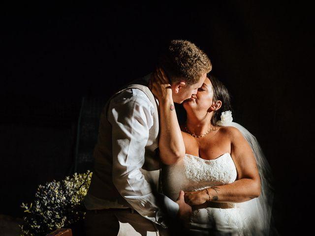 O casamento de Kerry e Craig