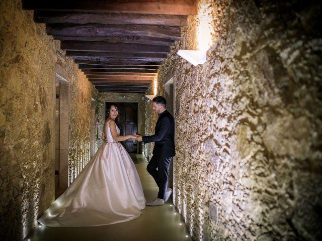 O casamento de Micael e Fabiana em Santa Maria da Feira, Santa Maria da Feira 105