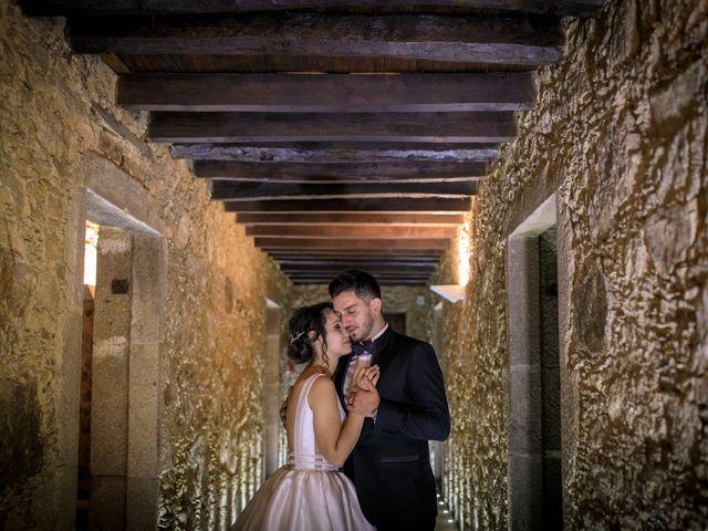 O casamento de Micael e Fabiana em Santa Maria da Feira, Santa Maria da Feira 107