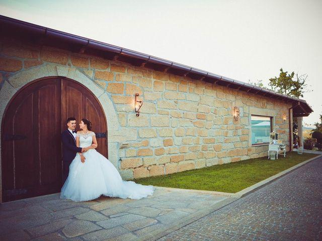 O casamento de Sónia e Thomas
