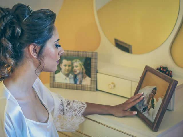 O casamento de Thomas e Sónia em Urrô, Arouca 9