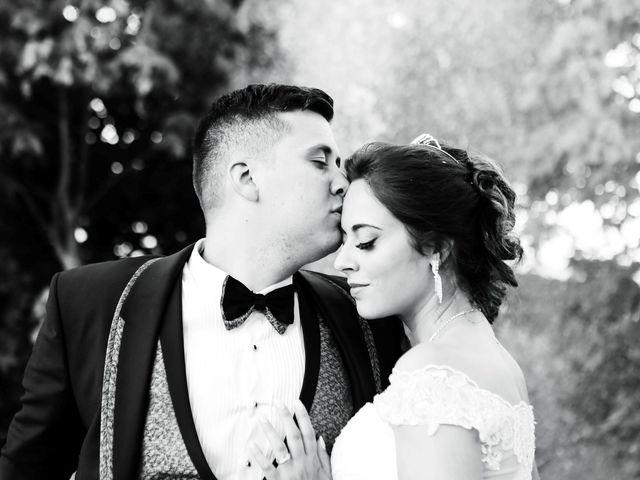 O casamento de Thomas e Sónia em Urrô, Arouca 10