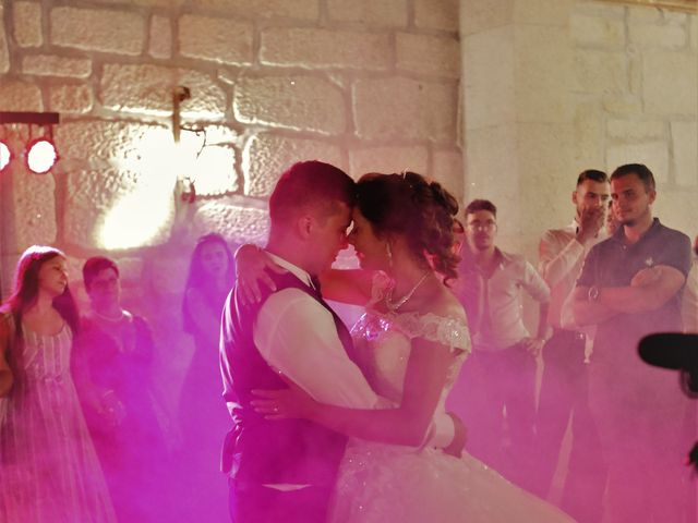 O casamento de Thomas e Sónia em Urrô, Arouca 15
