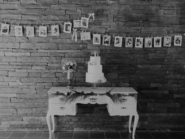 O casamento de Thomas e Sónia em Urrô, Arouca 17