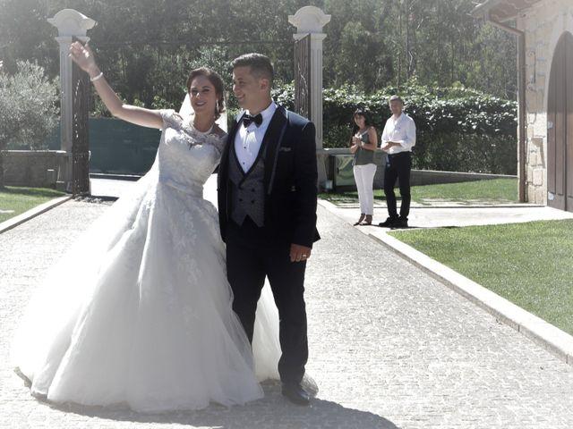 O casamento de Thomas e Sónia em Urrô, Arouca 19