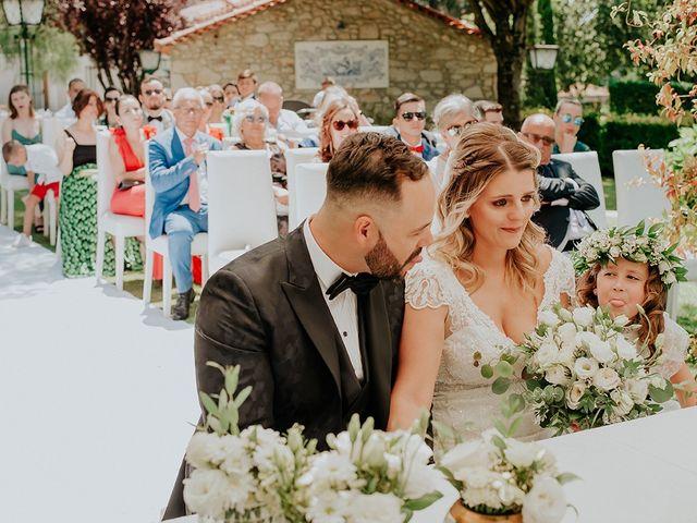 O casamento de Rui e Marisa em Aldreu, Barcelos 8