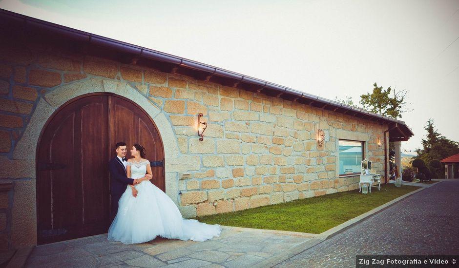 O casamento de Thomas e Sónia em Urrô, Arouca