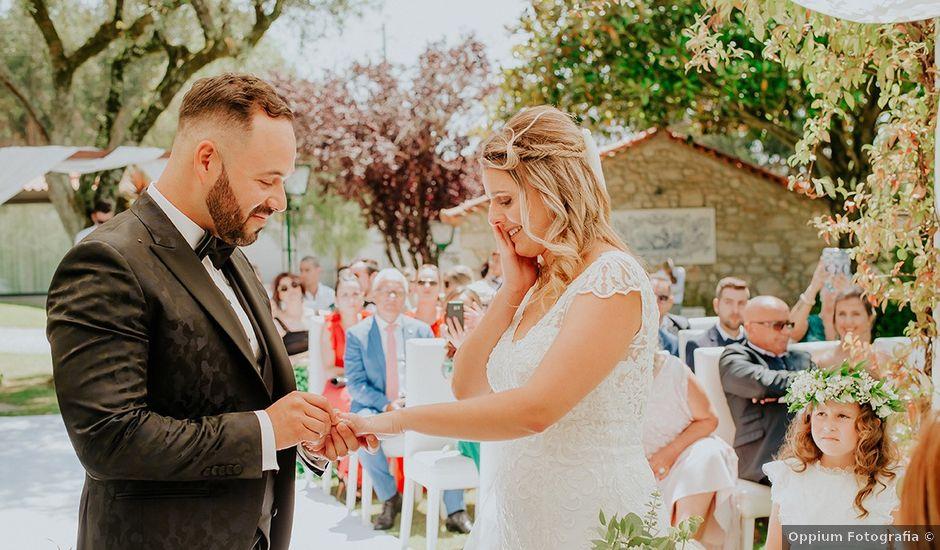 O casamento de Rui e Marisa em Aldreu, Barcelos