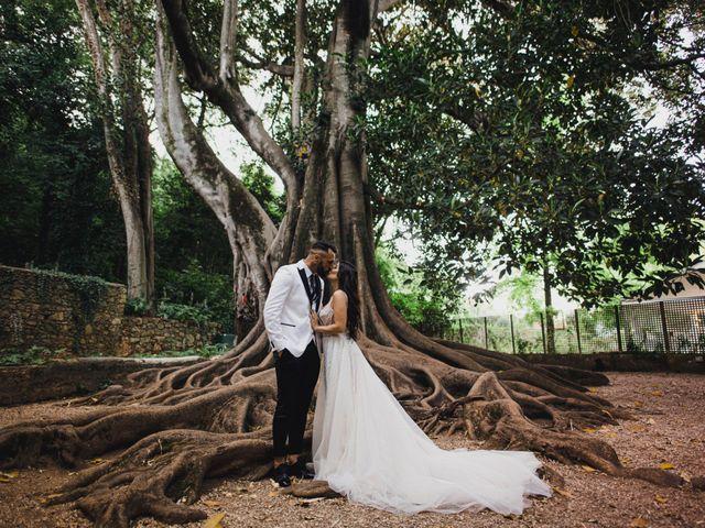 O casamento de Marta e Hugo
