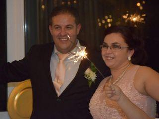O casamento de Nadia e Valter  1