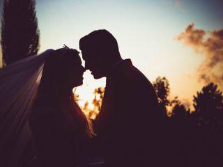 O casamento de Carolina e Fábio