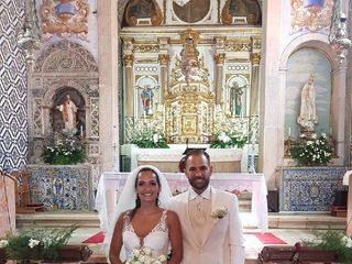 O casamento de Bárbara e Ivo 1