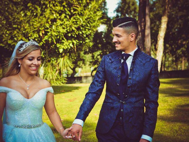 O casamento de Fábio e Carolina em Oliveira de Azeméis, Oliveira de Azeméis 11