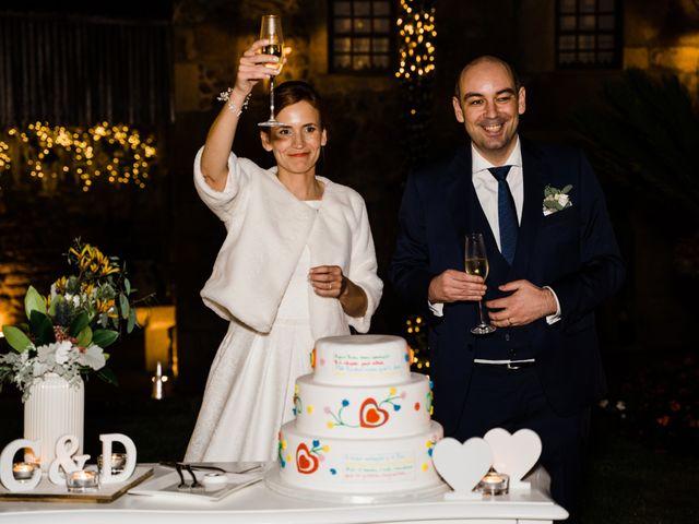 O casamento de Carla e Daniel