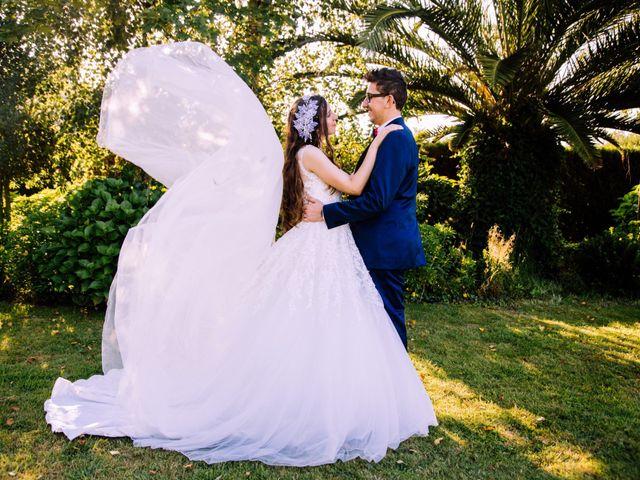 O casamento de Joel e Vera em Sanfins, Santa Maria da Feira 32