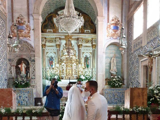 O casamento de Ivo e Bárbara em Almornos, Sintra 6