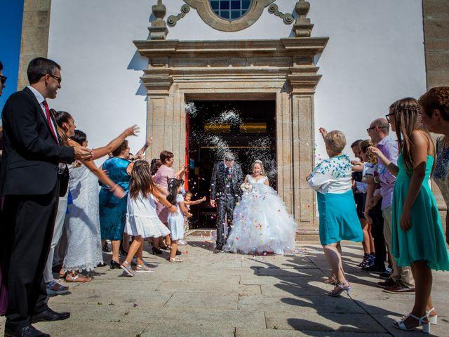 O casamento de Alexandre e Daniela em Lourosa, Santa Maria da Feira 9