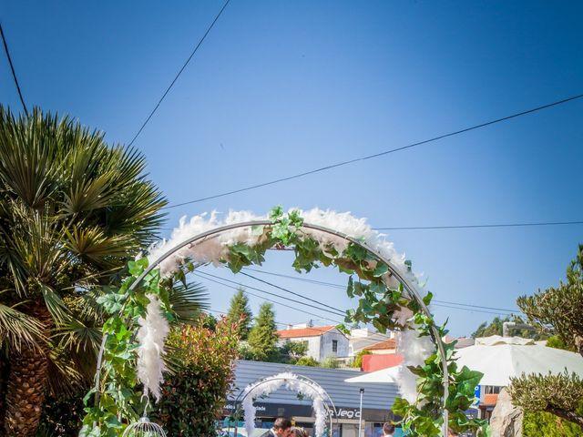 O casamento de Alexandre e Daniela em Lourosa, Santa Maria da Feira 10