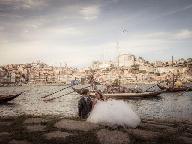 O casamento de Alexandre e Daniela em Lourosa, Santa Maria da Feira 12