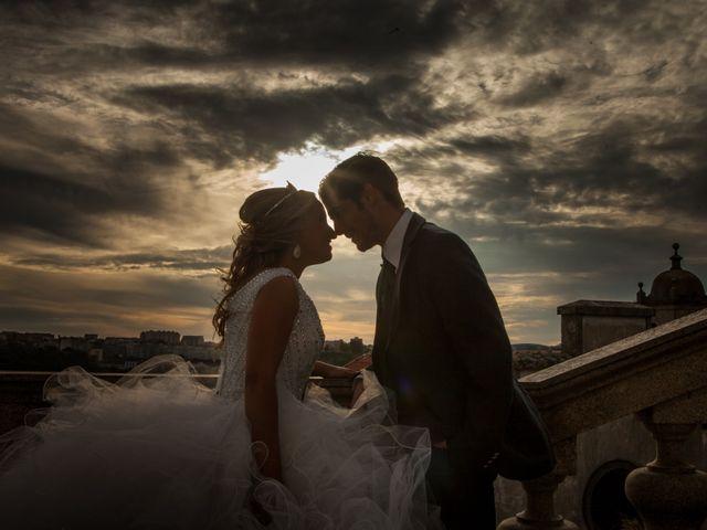 O casamento de Alexandre e Daniela em Lourosa, Santa Maria da Feira 16