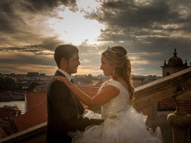 O casamento de Alexandre e Daniela em Lourosa, Santa Maria da Feira 18