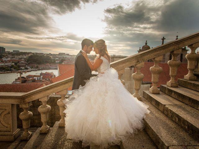 O casamento de Alexandre e Daniela em Lourosa, Santa Maria da Feira 19