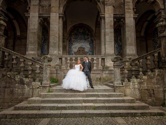 O casamento de Alexandre e Daniela em Lourosa, Santa Maria da Feira 20
