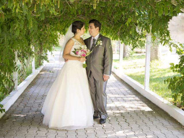 O casamento de Pedro e Sofia em Fernão Ferro, Seixal 1