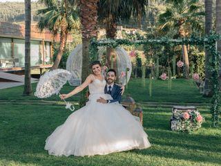 O casamento de Sara e Fabio