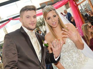 O casamento de Marisa e Tiago