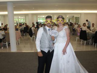 O casamento de Lisandra e Cristiano