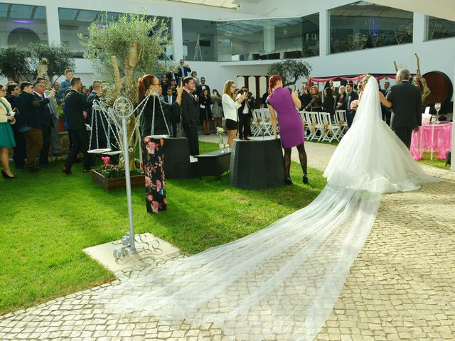O casamento de Tiago e Marisa em Azueira, Mafra 27
