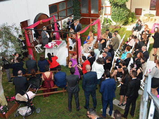 O casamento de Tiago e Marisa em Azueira, Mafra 28